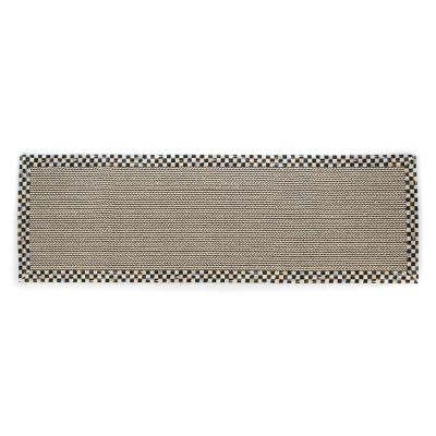 "Braided Wool/Sisal Rug - 2'6"" x 9' Runner"