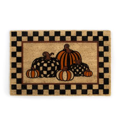 Pumpkin Patch Entrance Mat