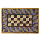 Courtly Check Rug - 2' x 3' Rectangle