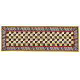 Courtly Check Rug - 2'6