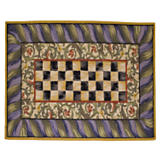 Courtly Check Rug - 3' x 5' Rectangle