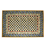 Courtly Check Rug - 10' x 14' Rectangle