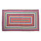 Crayon Braided Rug - 3' x 5'