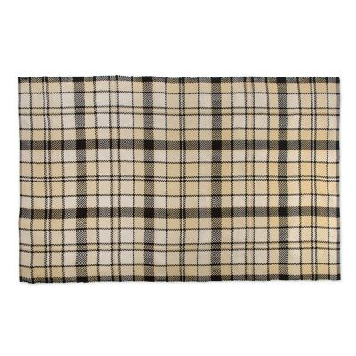 Courtyard Plaid Outdoor Rug - 5' x 8'