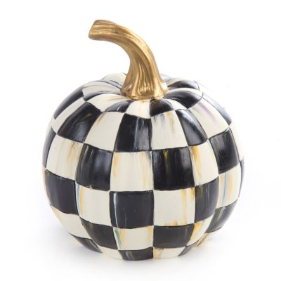 Courtly Check Pumpkin - Mini