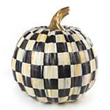Courtly Check Pumpkin - Medium