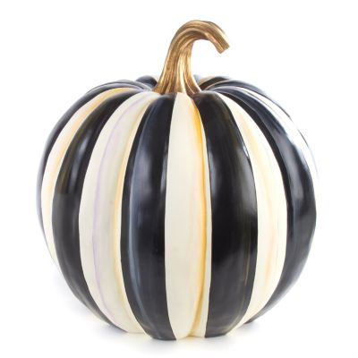 Courtly Stripe Pumpkin - Great