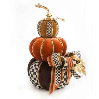 Velveteen Pumpkins