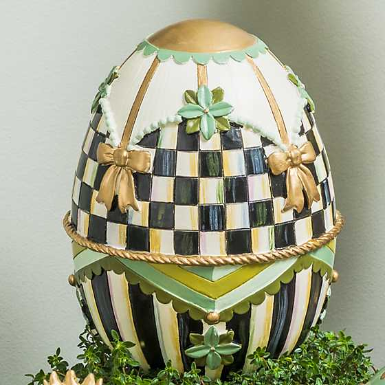 Coronation Egg - Large