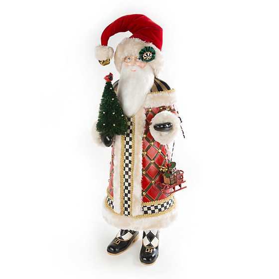Mackenzie Childs Highland Santa Tall