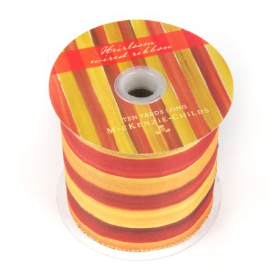 "Heirloom Stripe 4"" Ribbon"