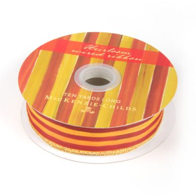 "Heirloom Stripe 1"" Ribbon"
