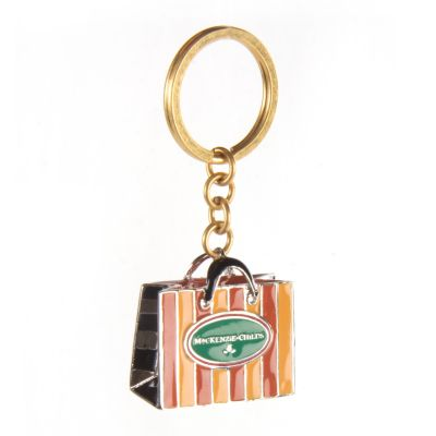 Gift Bag Key Ring