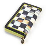Courtly Check Wallet