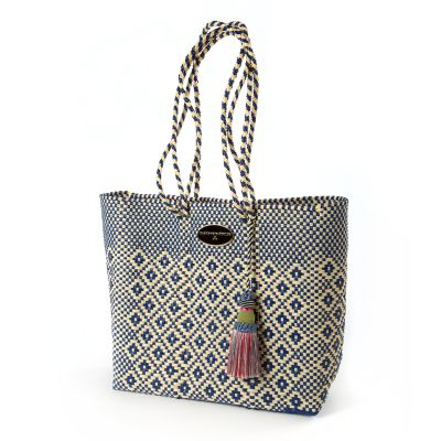 Berry Blue Tote