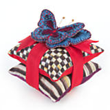 Butterfly Sachets - Courtly Check