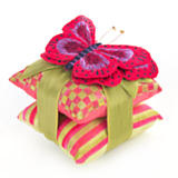 Butterfly Sachets - Tulip Check