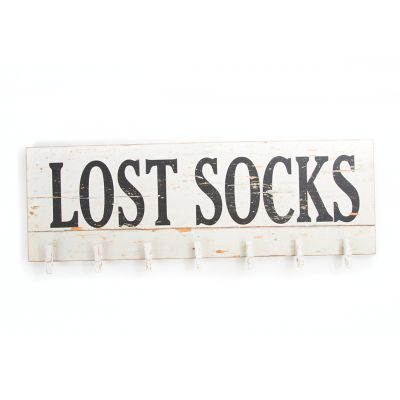 Lost Socks Wall Hanging