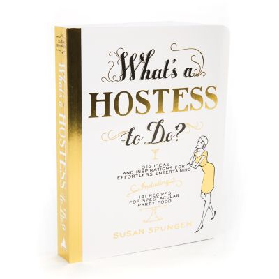 What's a Hostess to Do? Book