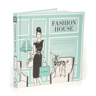 Fashion House Book
