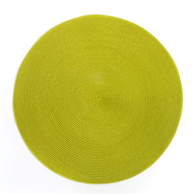 Round Placemat - Avocado