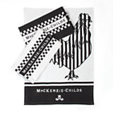 MacKenzie-Childs Dish Towels - Black & White