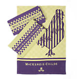 MacKenzie-Childs Dish Towels - Piccadilly