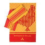 MacKenzie-Childs Dish Towels - Heirloom