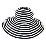 Black & White Sun Hat