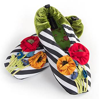 Wildflower Slippers - Small