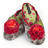Full Bloom Slippers - Medium