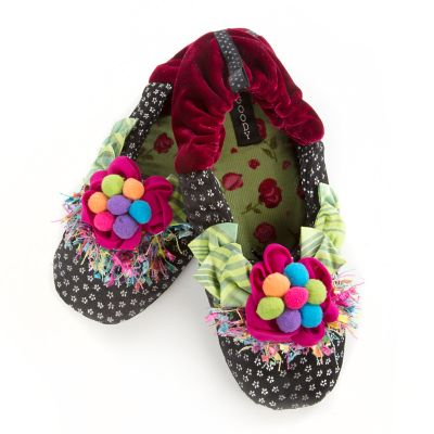 Pompano Slippers - Medium