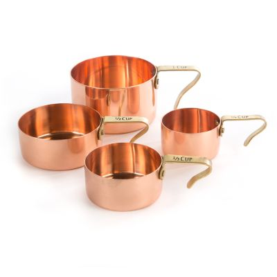 Mercantile Measuring Cups - Set of 4