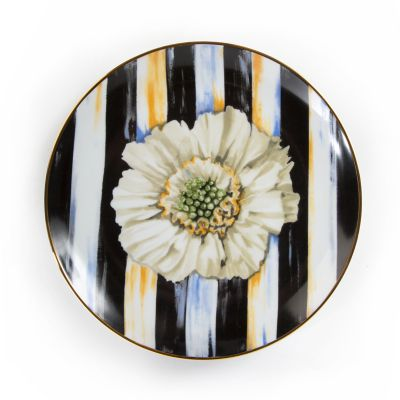 Thistle & Bee Salad Plate - The Bride