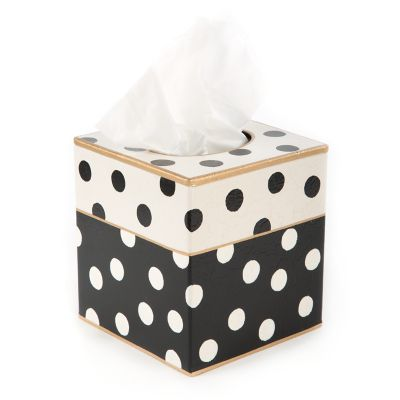 Dot Boutique Tissue Box Holder