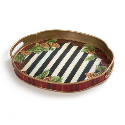 Highland Holiday Accent Tray