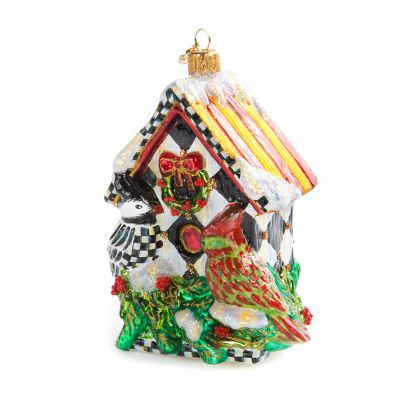 Glass Ornament - Holly Perch House
