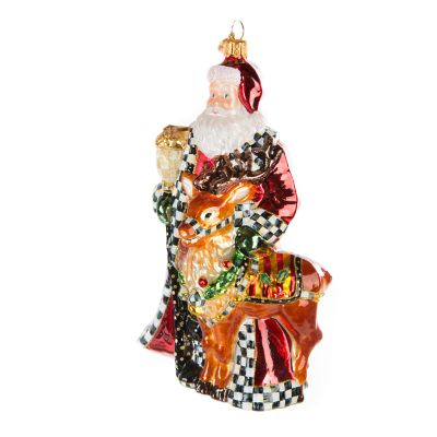 Glass Ornament - Donner's Keeper