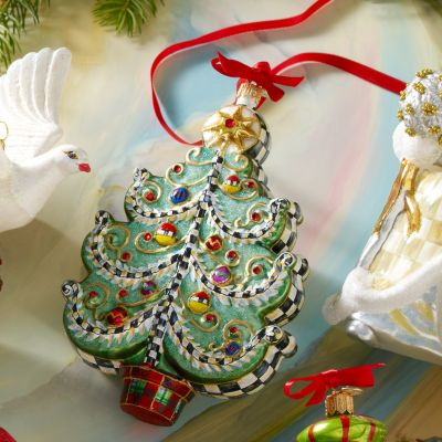 All Glass Ornaments