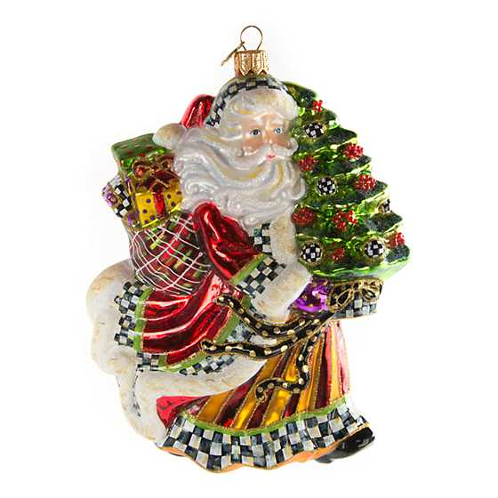 Christmas Tree Ornaments Glass