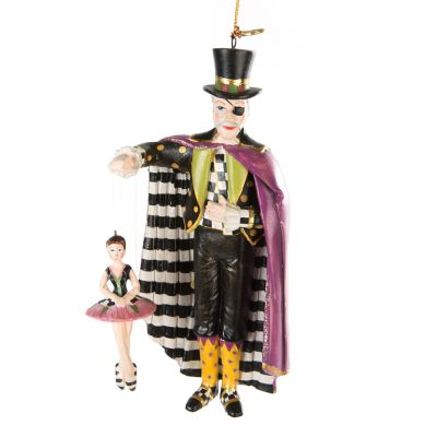 The Nutcracker Ornament - Drosselmeyer