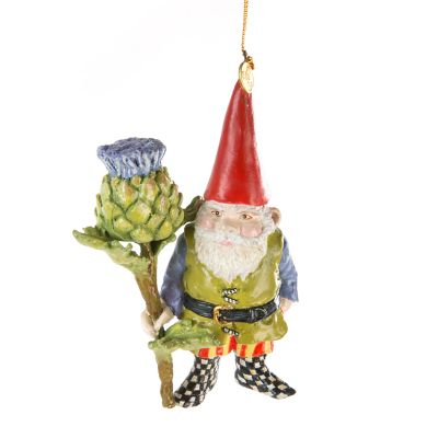 Home Sweet Gnome Ornament - Thistle