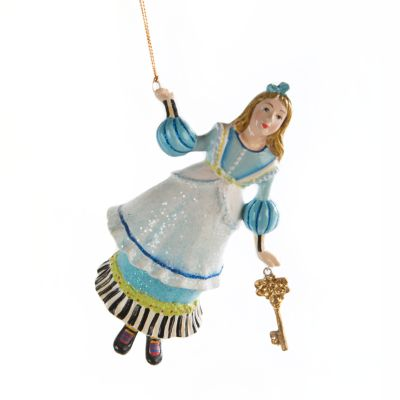 Alice Ornament