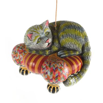 Cheshire Cat Ornament