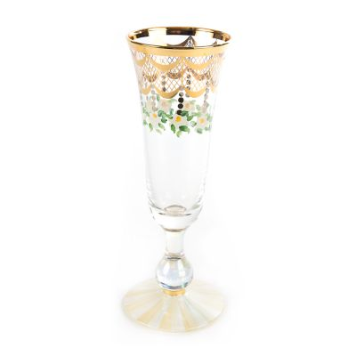 Sweetbriar Champagne Flute