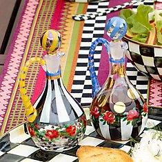 Enamelware & Glassware