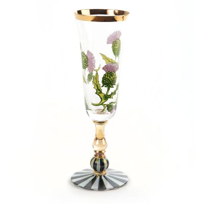 Thistle Champagne Flute