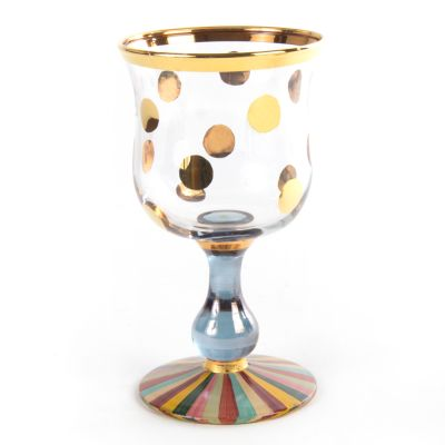 Foxtrot Water Glass