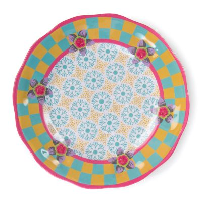 Florabundance Salad Plates - Set of 4