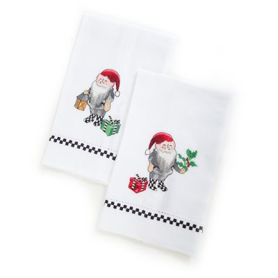 Elf Guest Towels - Set of 2